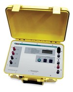 TEGAM Inc. R1L-C Rugged, Portable Soil Resistance and Bond Meter  10 mO to 20 kO Autoranging, 2%, 3.5 Digit, Includes R1LC-910 Accessory Kit